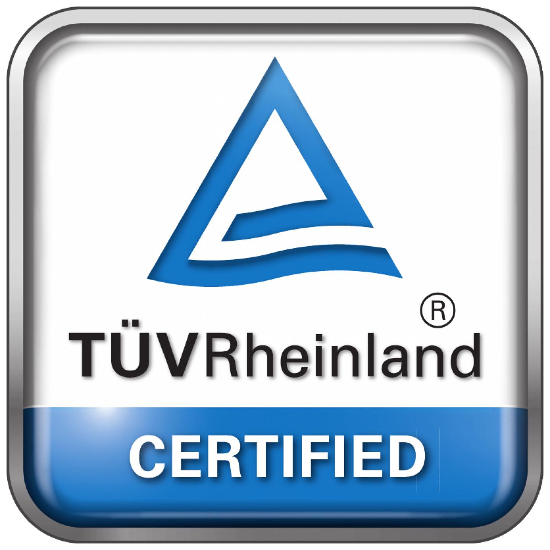 TUV Rheinland logo chirurgies.ch